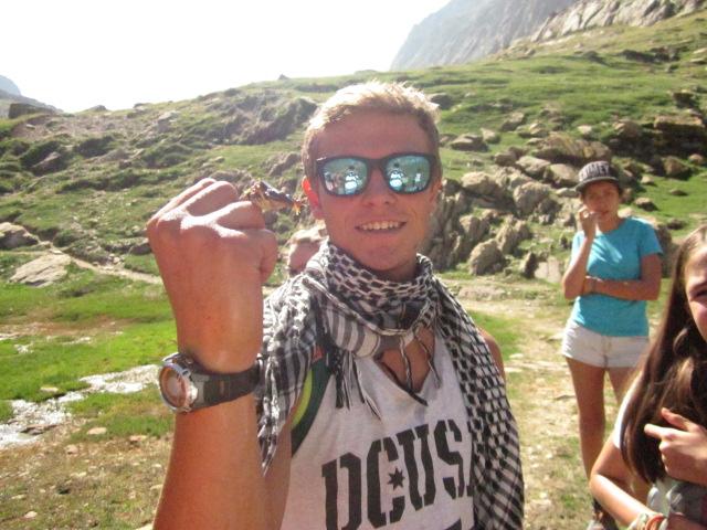 Campamento Ánade 2015 1 tanda 506 Ibón de Estanés